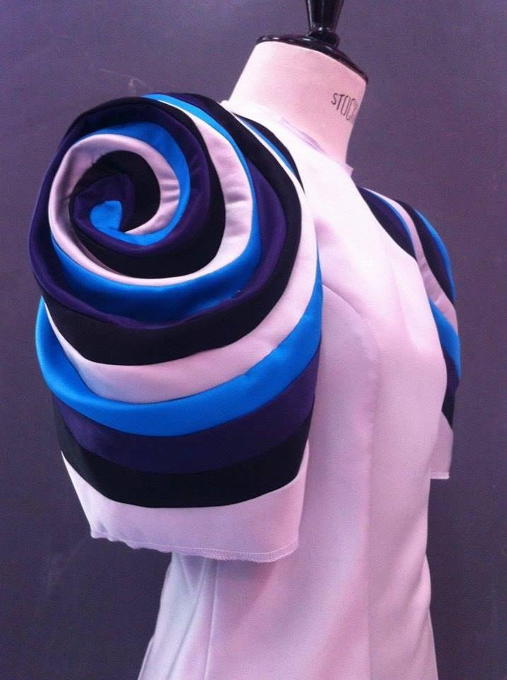 Vortex technique on the Sleeve