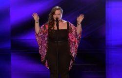 "nice Yoli Mayor ""America's Got Talent"" Video: Singer Performs ""Love On The Brain"" For Judge Cuts – WATCH!"