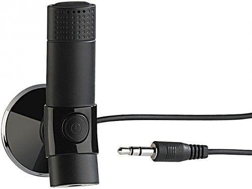 Bluetooth-Freisprecher & MP3-Streamer für Autoradios mit AUX