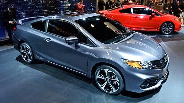 (2. Honda Civic Coupe) 2014 Best Compact New Cars Under $20000 - Top 5