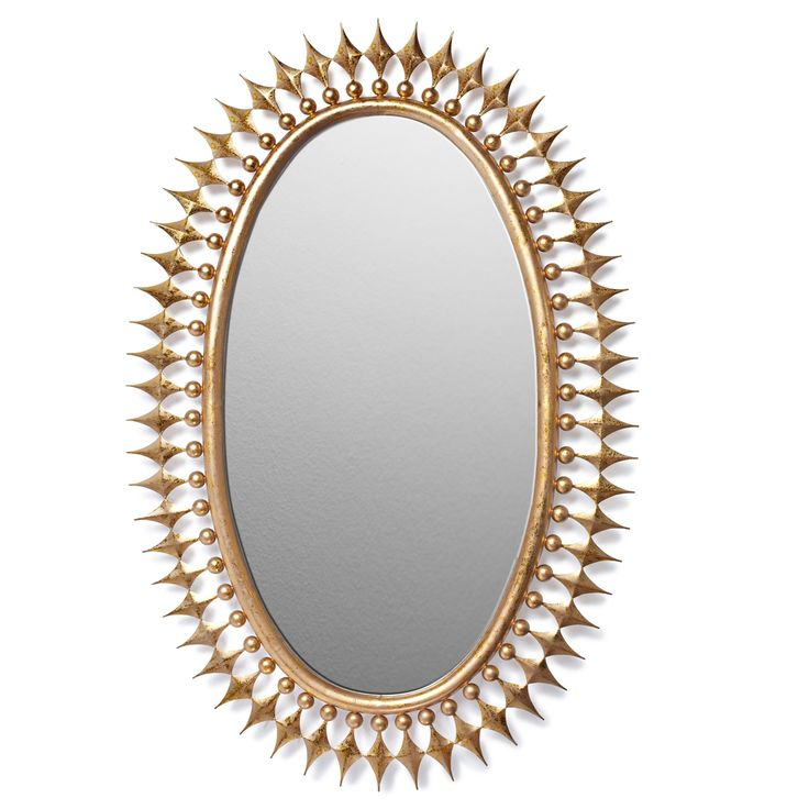 Buy Wellington Mirror by Emporium Home - Quick Ship designer Accessories from Dering Hall's collection of Transitional Mirrors.