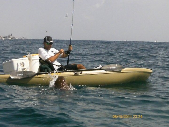 17 best images about fishin boats on pinterest duck boat for Native fishing kayak