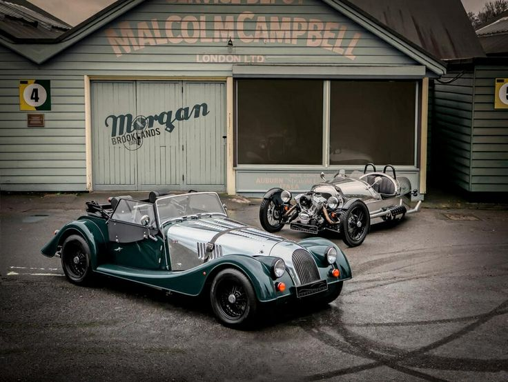 142 Best Morgan Images On Pinterest Morgan Cars Cars And Factories