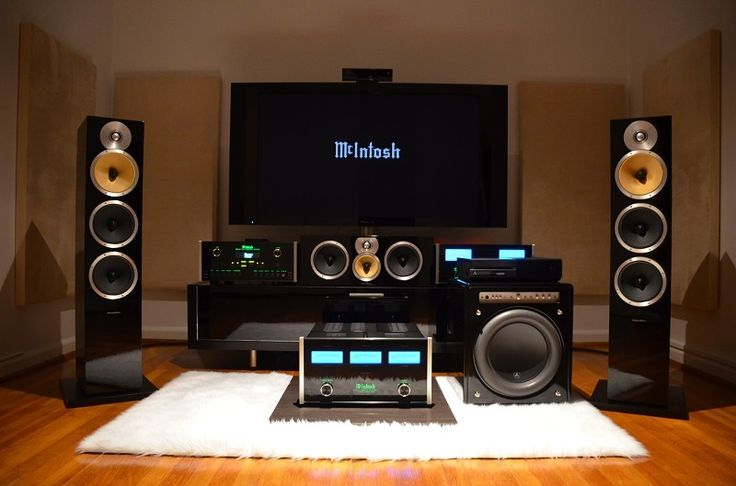 Solaris' Home Theater Gallery - HT Setup