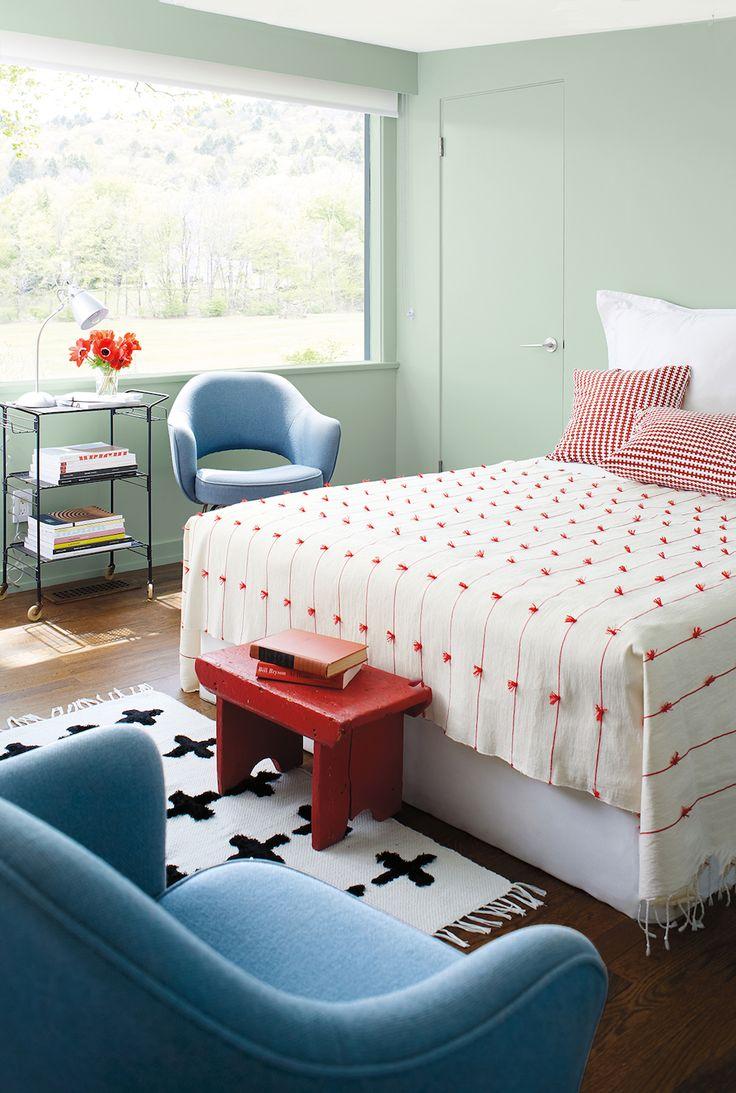 Benjamin Mooreu0027s Colour Trends Palette for 2018