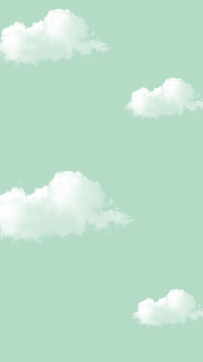 Pin By Ally Grijalba On Mint Green In 2021 Iphone Wallpaper Green Mint Green Wallpaper Mint Green Wallpaper Iphone Aesthetic mint green clouds wallpaper