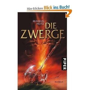 Markus Heitz - Die Zwerge. Gutes Buch.