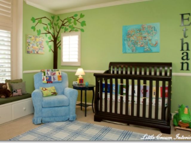 Pictures Of A Baby Boy Room