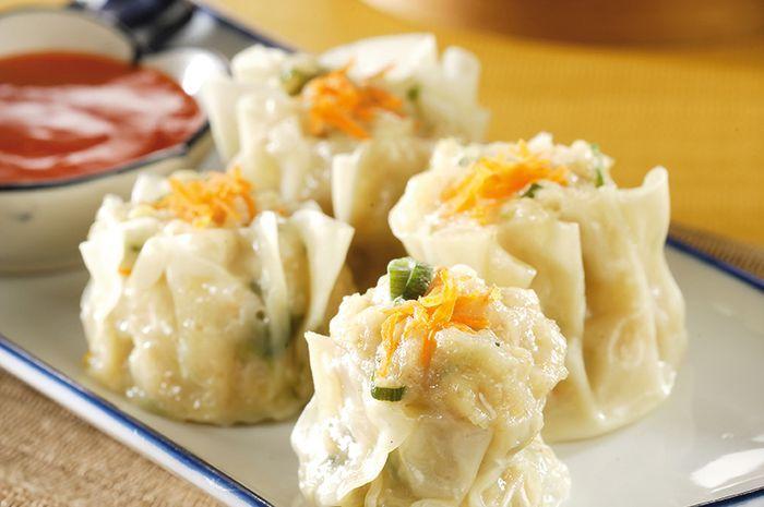 Coba Buat Dimsum Siomay Kukus Sendiri Yuk Ini Resepnya Fotografi Makanan Resep Masakan Asia Resep Makanan Asia