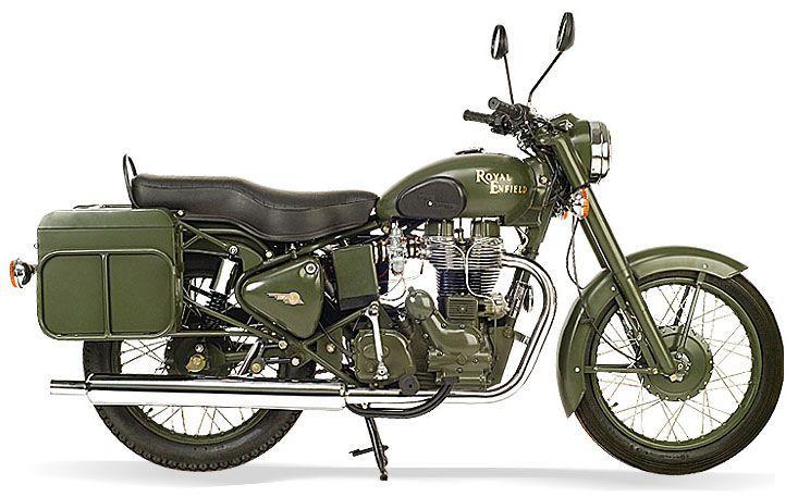 Motos Royal Enfield, Make like a gun - L'homme Tendance