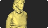 Cornell University College of Human Ecology - Body Scans Visualized