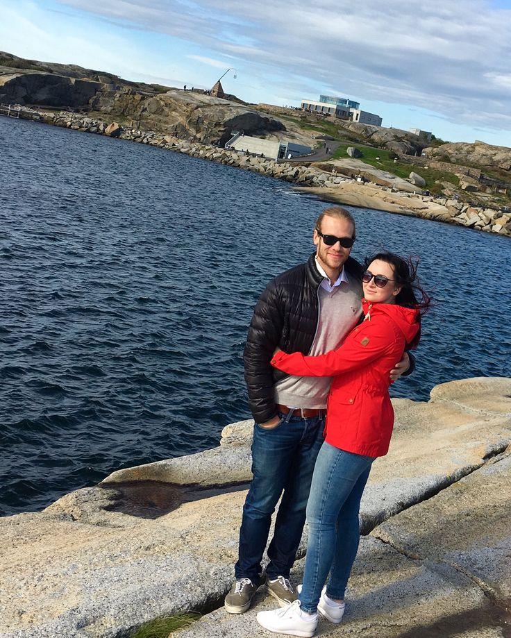 Visiting Tjøme (Norway).