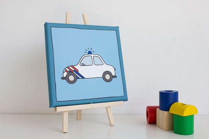 16 best schilderij babykamer images on pinterest decal drawings and children - Babykamer decoratie ...