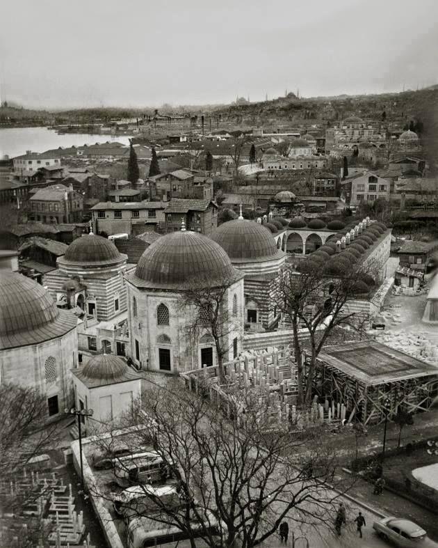 Bir zamanlar İstanbul, Eyüp Sultan
