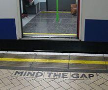 London Underground - Victoria line
