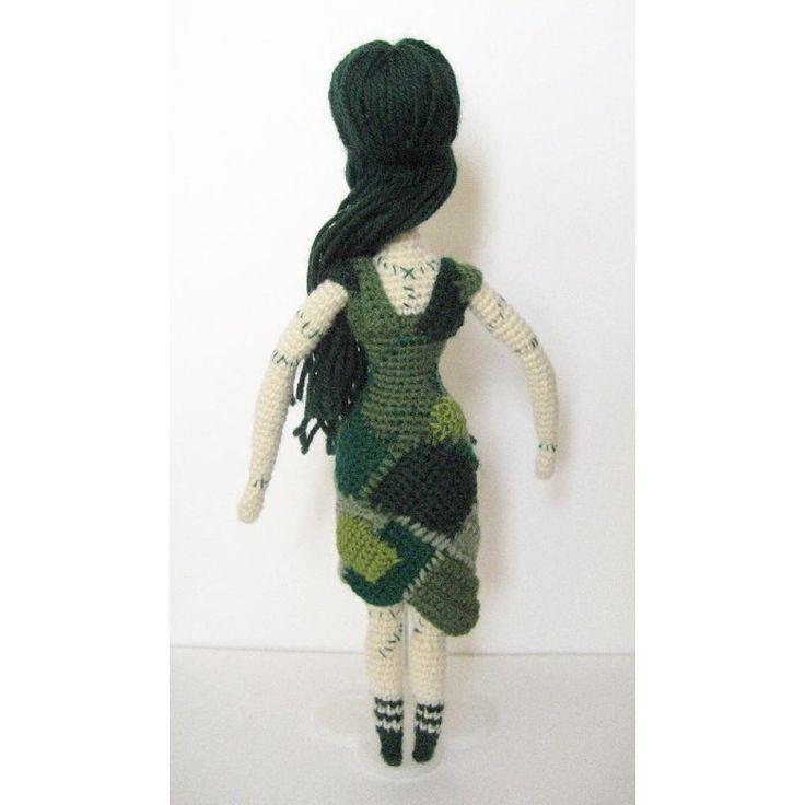 Patch Doll Amigurumi Pattern Crochet pattern by Irene ...