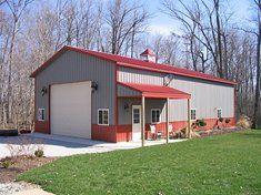 Ohio Pole Barns - Pole Buildings - Pole Barn Construction