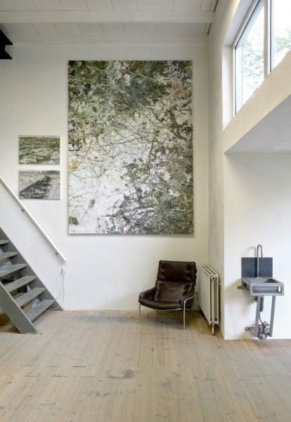 Impressies — Han Klinkhamer, beeldend kunstenaar