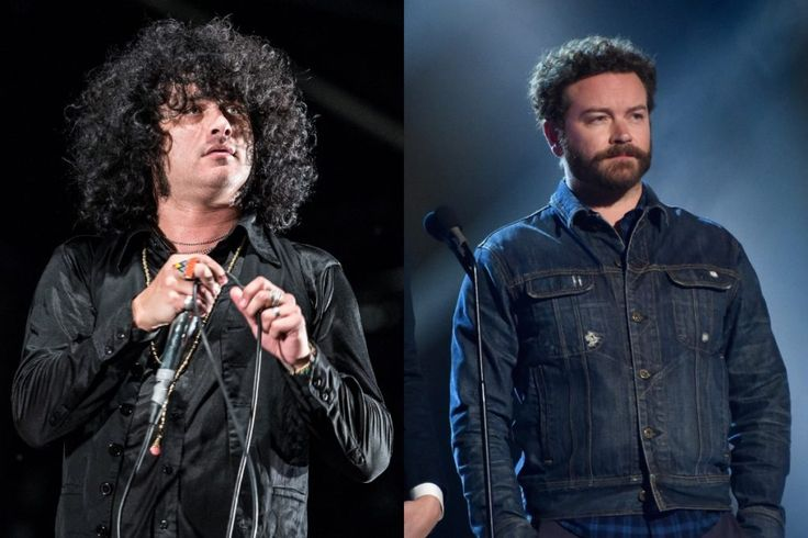 Cedric Bixler-Zavala Implies a Recent At the Drive-In Song Is About Danny Mastersons Alleged Assault of His Wife