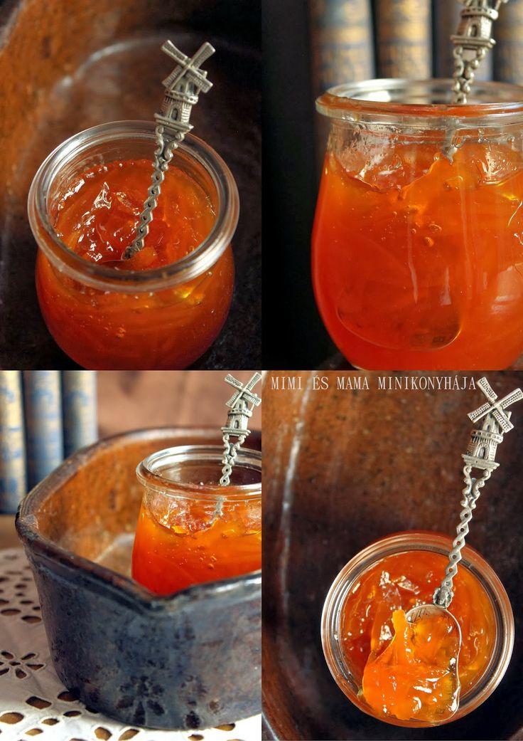 Grapefruitdzsem