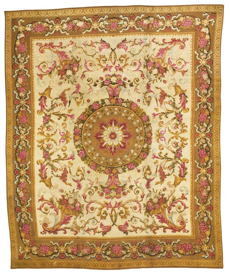 Lot 95| Sotheby's Rug and Carpet Sale George III Axminster Carpet, England