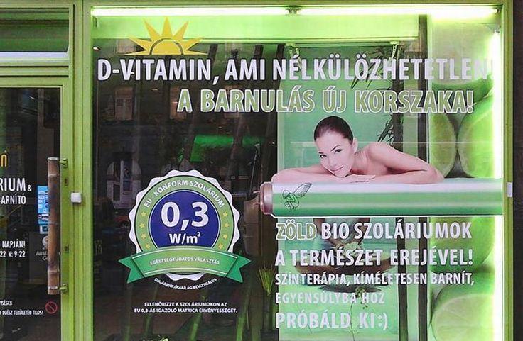 Egyedi üzlet kirakat  http://www.laminex.hu/