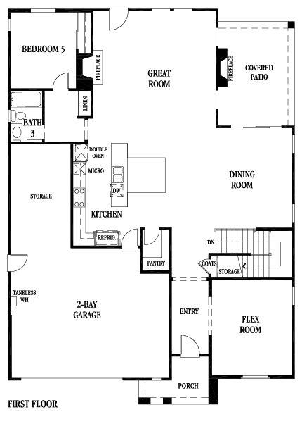 142 Best Dream Floor Plans Images On Pinterest New Home