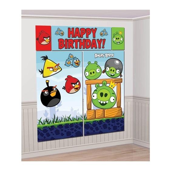 98 Best Kids Birthdays: Angry Birds Images On Pinterest