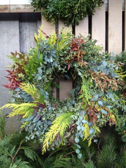 woseph: Best wreath | Wallace Gardens