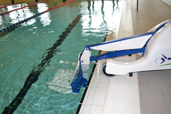 133 best images about pool lifts on pinterest for Swimming pool lifting out of ground