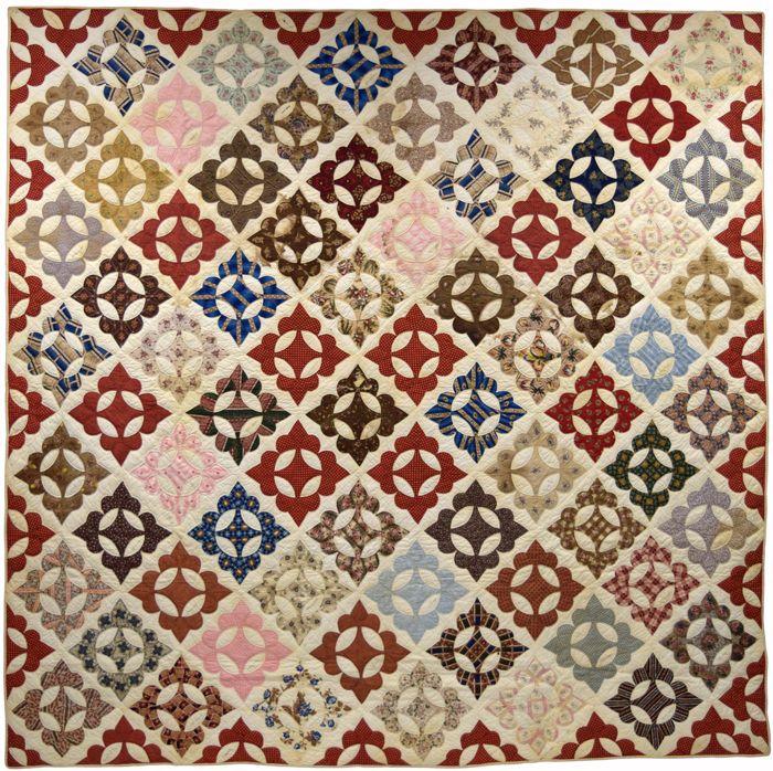 Antique quilt dating