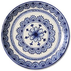 Portuguese traditional majolica plate. Ceramic ...  sc 1 st  Pinterest & 16 best Portuguese bowls images on Pinterest | Decorative plates ...