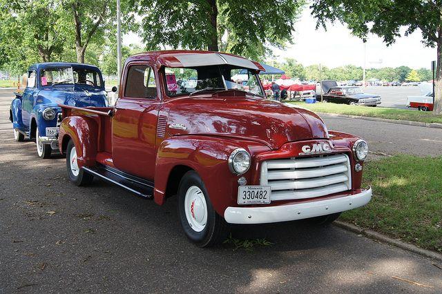 52 GMC Pick-Up | Flickr - Photo Sharing!
