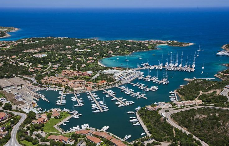 Yacht Club Costa Smeralda | 2K Team Racing