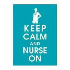 NurseHappy Nurses Week, Daily Reminder, Lol So True, Nursing Students, Calm Yeah, Deep Breath, Happy Nursing, Real Nursing, Keep Calm