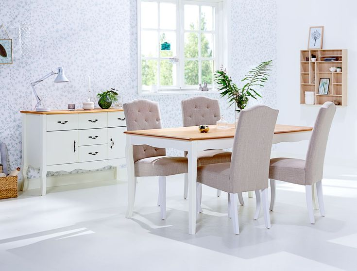 Modern romantic STENLILLE + 4 tuolia STENLILLE