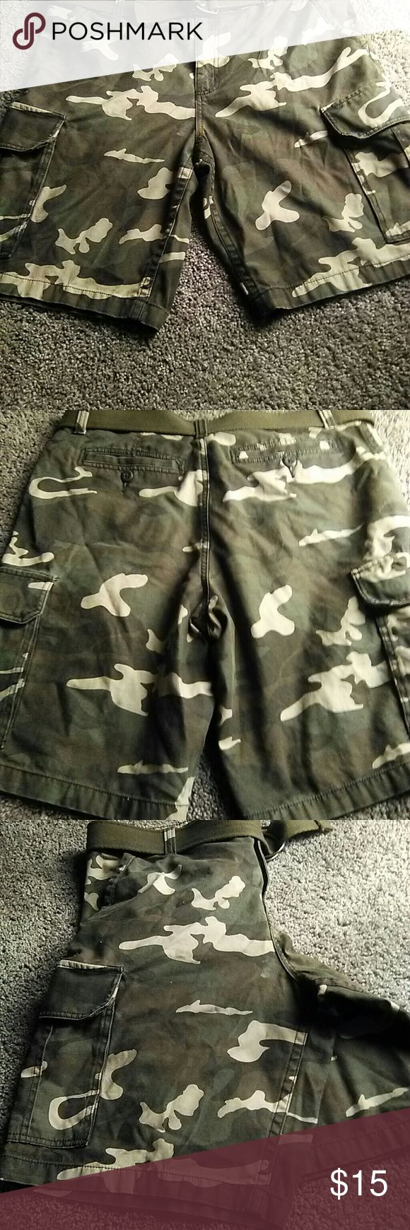 Mens camo shorts Army fatigue men's short, spring wear at a reasonable price American Apparel Shorts