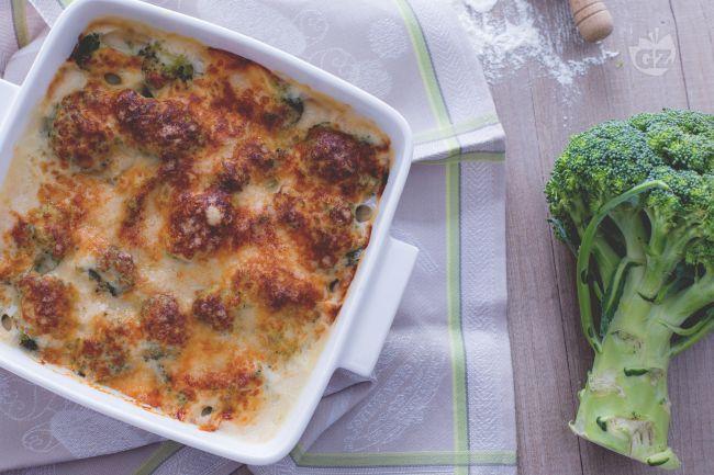 I broccoli gratinati sono un contorno invernale facile e veloce da preparare, perfetto per chi cerca una pietanza genuina senza  rinunciare al gusto!