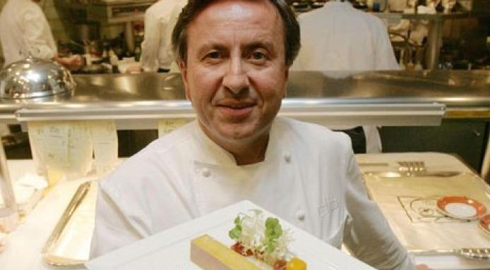Daniel #Boulud's new #cafe at #FourSeasons in #Toronto - http://www.finedininglovers.com/blog/news-trends/cafe-boulud-toronto/