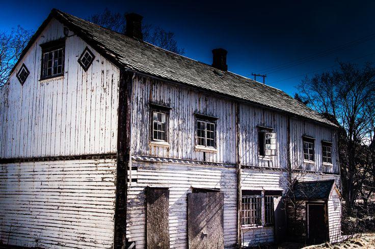 Photograph haunted House by Alexander Šurlák on 500px