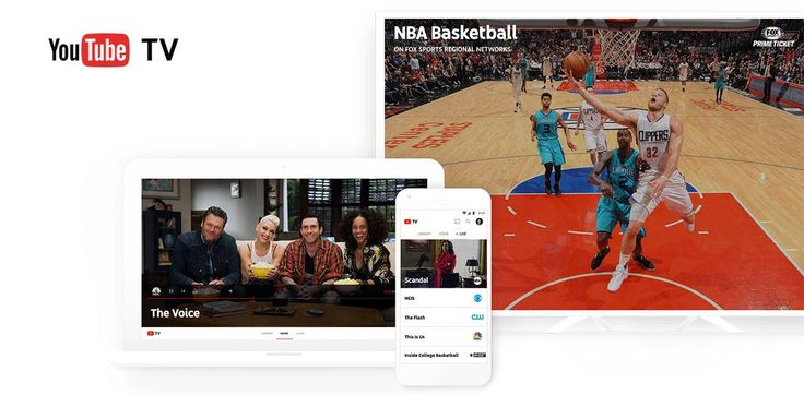 YouTube TV  YouTube takes on the cable TV providers