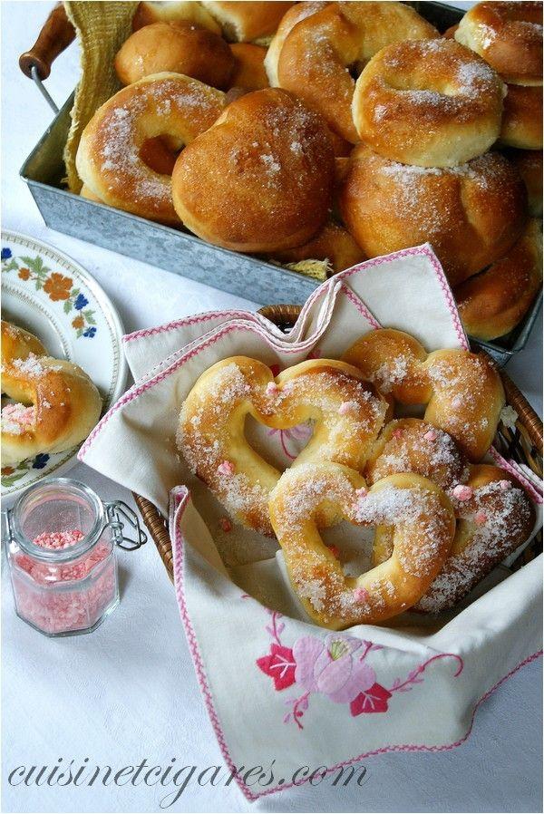 Beignets cuits au four {et si Valentin fêtait Carnaval ?....} - Cuisine et Cigares