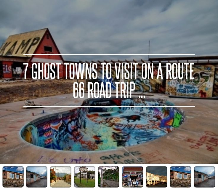 7 Ghost Towns to Visit on a #Route66 Road Trip ... → Travel : GLENRIO (TEXAS) NEWKIRK (NEW MEXICO) DILIA (NEW MEXICO) AFTON (OKLAHOMA) SPENCER (MISSOURI) ERICK (OKLAHOMA) OATMAN (ARIZONA)