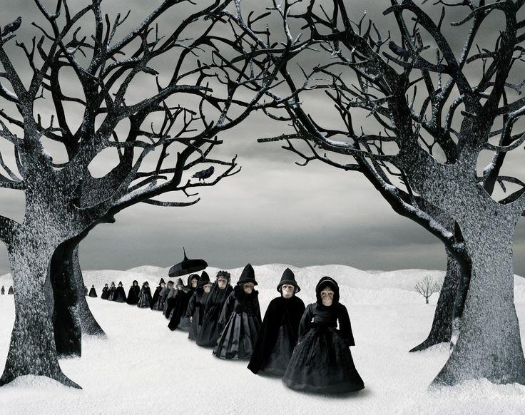 Helena Blomqvist: Mourning Procession 2008