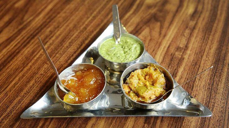 Indi Spice: Indisk fra øverste krydderhylle - osloby