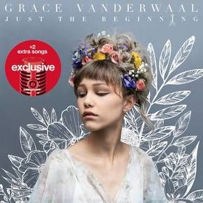 Pinterest: samiam1112 // Grace Vanderwaal | 'Just The Beginning' CD | $9.99