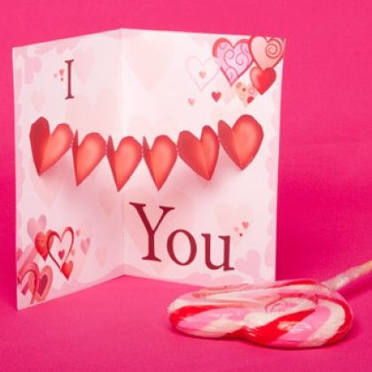 121 best images about Hallmark It Pop Up – Pop out Valentines Day Cards