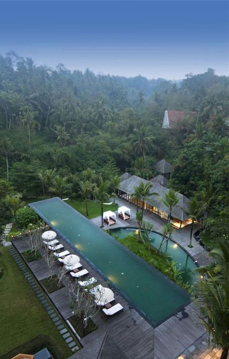 Komaneka at Rasa Sayang | Ubud | Bali | Resort | Luxury Travel | Destination Deluxe