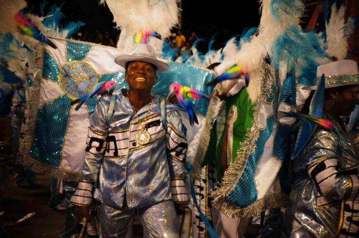 Carnival, in Rio, Brazil. 2012