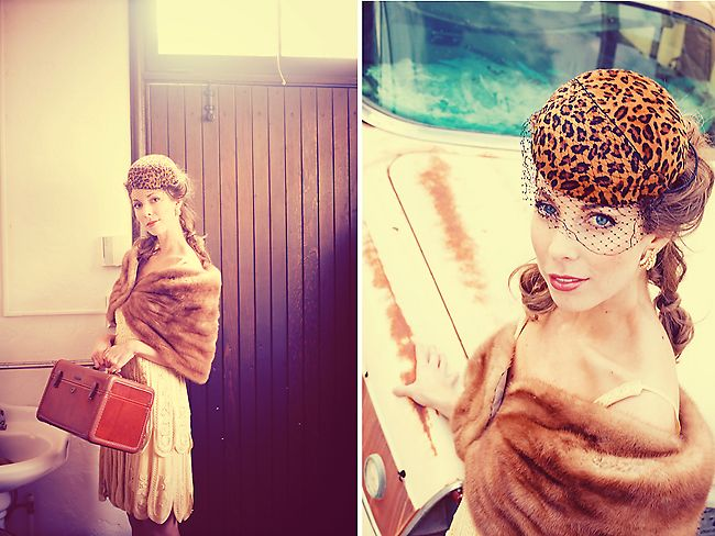 vintage pin up photography